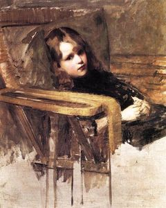 John William Waterhouse - le facile chaise