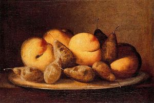 Juan De Arellano - les fruits