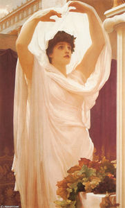 Lord Frederic Leighton - Invocation