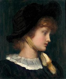 Lord Frederic Leighton - Letty