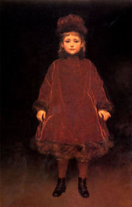Lord Frederic Leighton - Portrait à