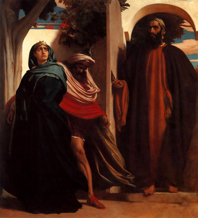 Achat Reproductions D'œuvres D'art | ignoré de Lord Frederic Leighton (1830-1896, United Kingdom) | WahooArt.com