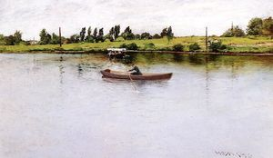 William Merritt Chase - Tirer Shore