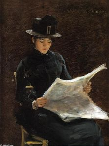 William Merritt Chase - Le Morning Nouvelles