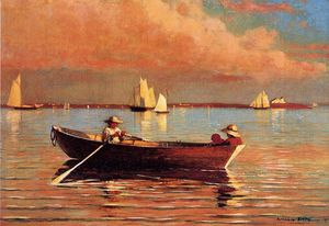 Winslow Homer - Gloucester Port