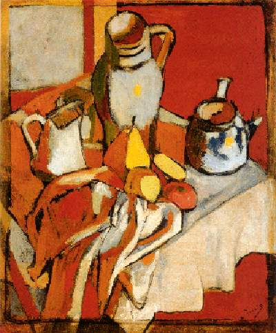 nature morte 6 de André Derain (1880-1954, France) | Copie Tableau | WahooArt.com