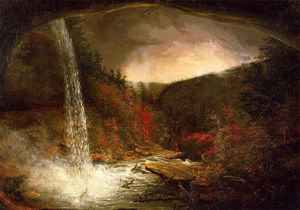 Thomas Cole - Kaaterskill chutes