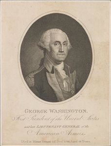 Benjamin Tanner - george washington