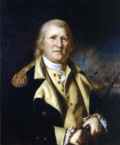 Rembrandt Peale - Le général William Moultrie