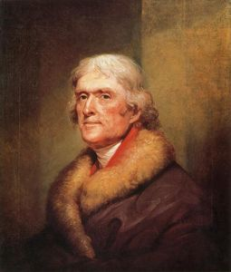 Rembrandt Peale - Thomas Jefferson