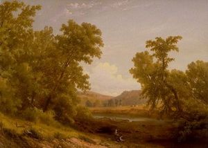Thomas Doughty - proche peu point , Catskill Montagnes