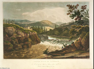 William Guy Wall - Little Falls à Luzerne