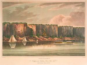 William Guy Wall - Palisades 1