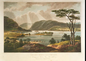 William Guy Wall - Vue de Fishkill cherchent à West Point 1