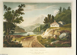 William Guy Wall - Vue près de Fishkill 1