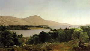 Asher Brown Durand - lac george