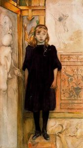 Carl Larsson - Suzanne
