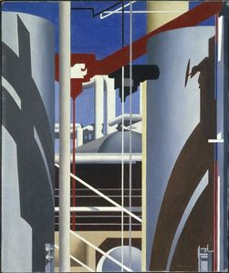 Charles Rettew Sheeler Junior - Incantation