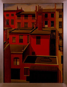 Charles Rettew Sheeler Junior - MacDougal Alley