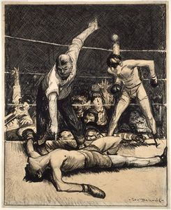 George Wesley Bellows - Compta