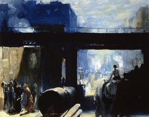 George Wesley Bellows - Midi