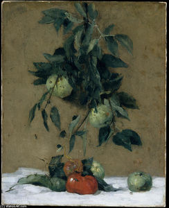 Julian Alden Weir - fruits