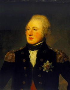 Lemuel Francis Abbott - Vice-amiral Sir Andrew Mitchell