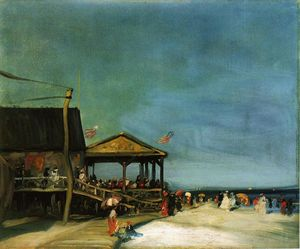 Robert Henri - Au Far Rockaway
