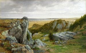 William Trost Richards - Près Parsdise, Newport