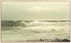 William Trost Richards - paysage marin 10