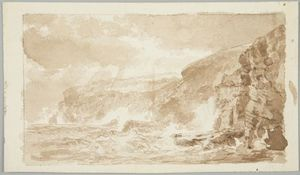 William Trost Richards - paysage marin 11