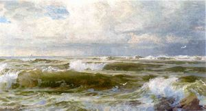 William Trost Richards - paysage marin 2