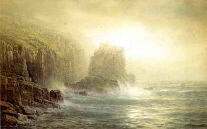 William Trost Richards - paysage marin 8