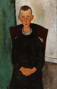 Amedeo Modigliani - Le Fils du concierge