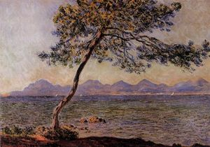Claude Monet - Au Cap d Antibes