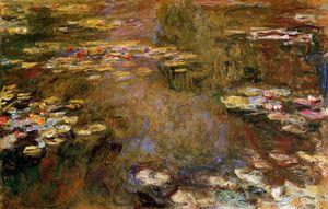 Claude Monet - Le Water-Lily Étang 3