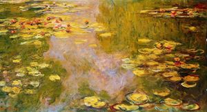 Claude Monet - Le Water-Lily Étang 9