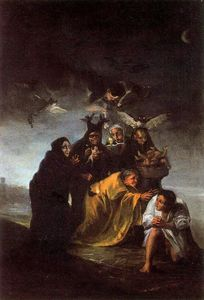 Francisco De Goya - Exorcisme