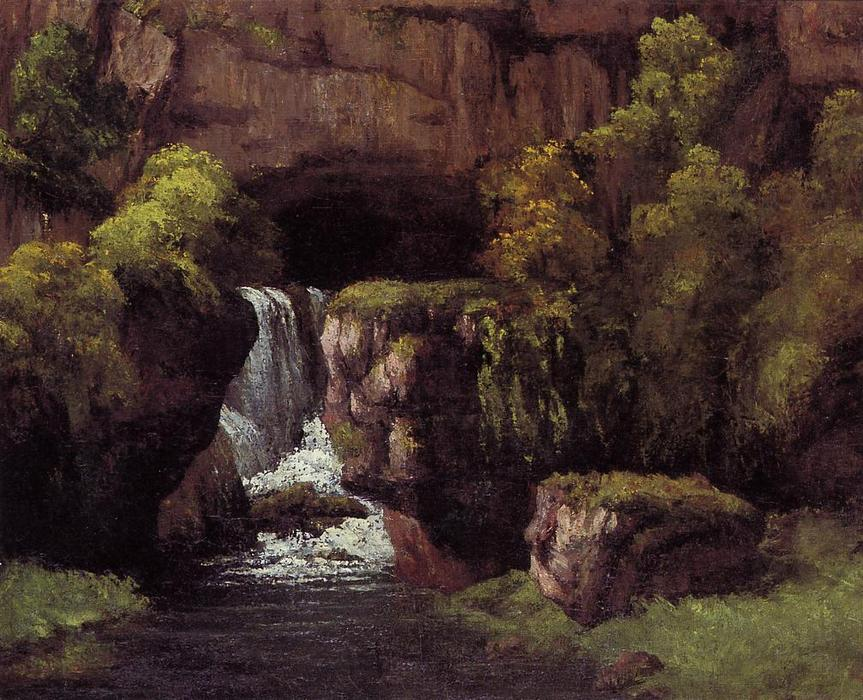 Courbet Famous Paintings