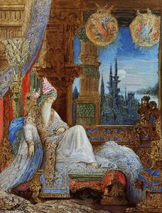 Gustave Moreau - Le rêve Haunting the Mogul