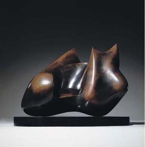 Henry Moore - Projet architectural