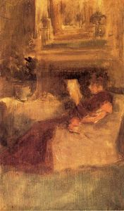 James Abbott Mcneill Whistler - Mlle Ethel Philip lecture