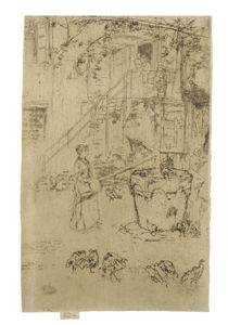 James Abbott Mcneill Whistler - Dindes