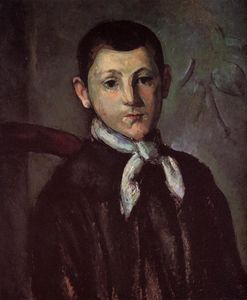 Paul Cezanne - Portrait de Louis Guillaume