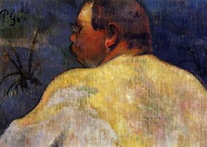 Paul Gauguin - capitaine jacob