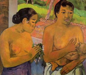 Paul Gauguin - Le placement