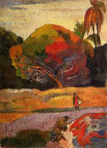 Paul Gauguin - Femmes au Riverside