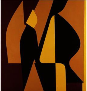 Victor Vasarely - Chillan-K