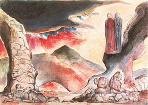 William Blake - Alchimistes et faussaires 1