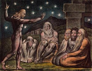 William Blake - Sans titre 2